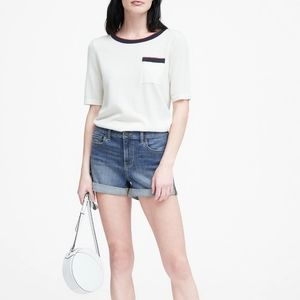 Banana Republic | Jean Shorts
